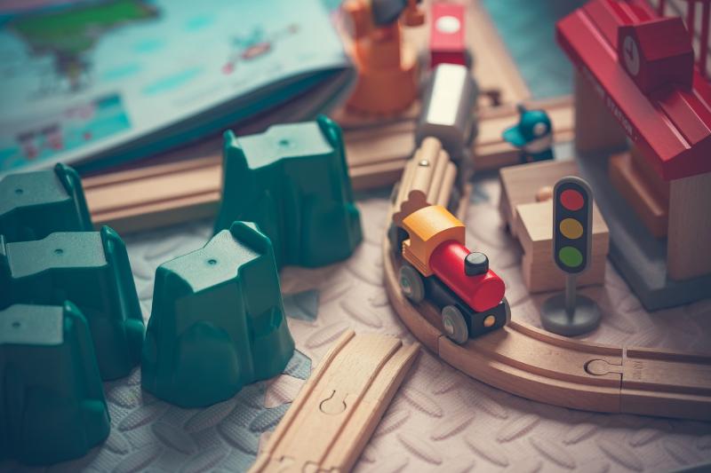 Kreatívne hračky pre malé deti