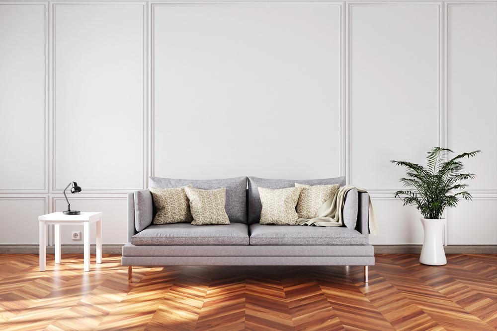 Nábytok a dekorácie do obývačky, ktoré z vašej obývačky vytvoria útulné miesto