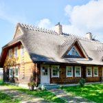 Obnova staršej chaty